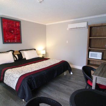 Chambre 30 Motel La Source Coaticook