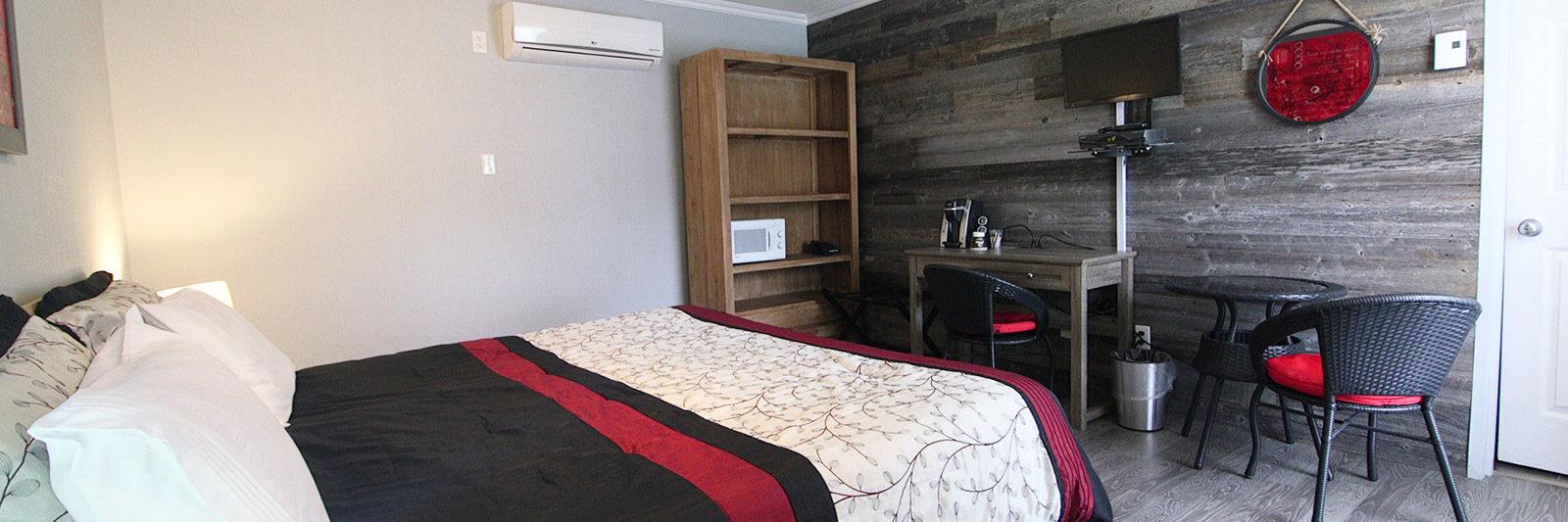 chambre 30 lit king