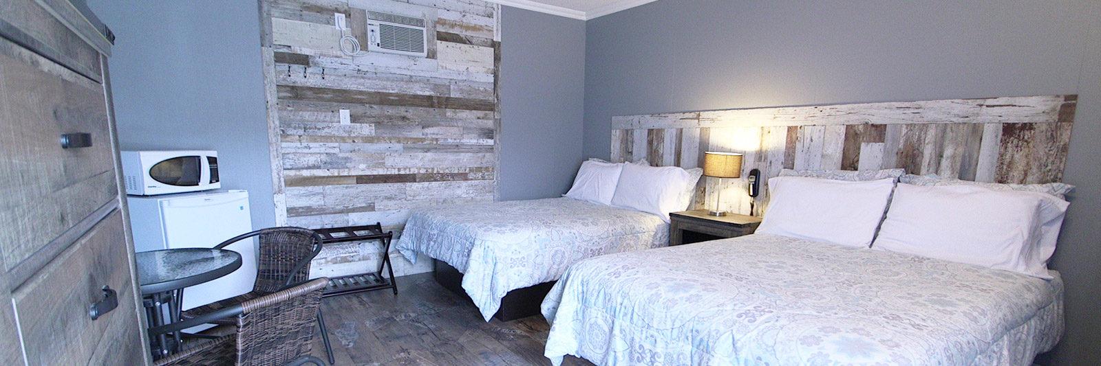Chambre 31 Motel Coaticook