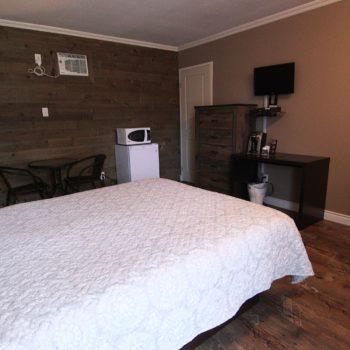 Chambre 33 Motel Coaticook