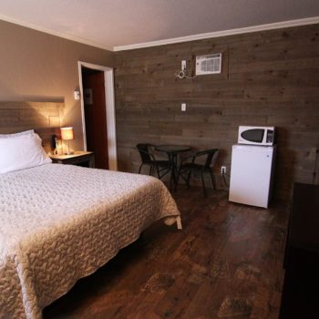 Chambre 33 Motel Coaticook