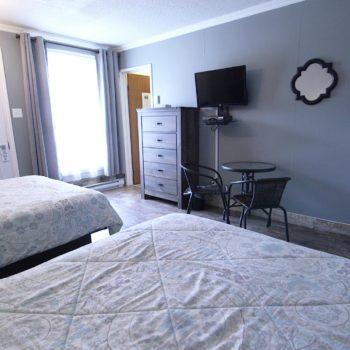 Chambre 31 Motel La source Coaticook