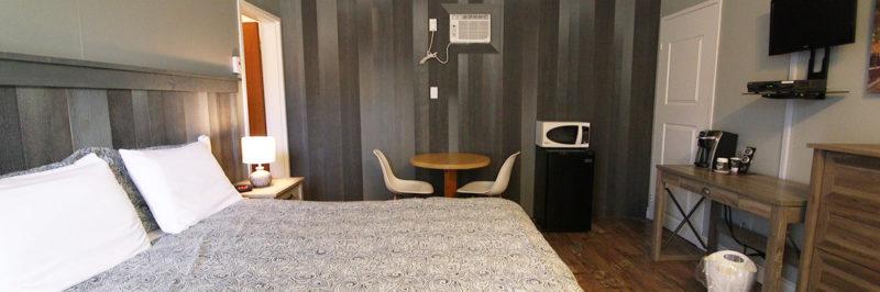Motel La source chambre 22