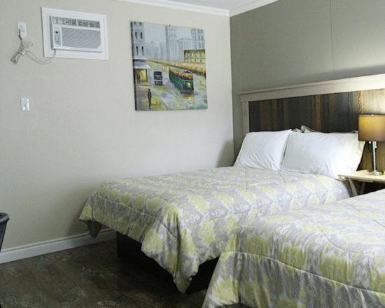 Motel La source chambre 28